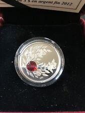 **2012** RCM Birthstones, July, Silver $3 Dollar