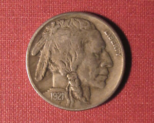 1921 BUFFALO NICKEL - VERY STRONG DETAILS AND IN GREAT CONDITION! PLEASE VIEW