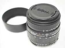Sigma 24-70mm F3.5-5.6 AF Zoom lens for Nikon AF