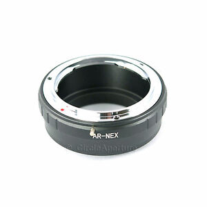 KONICA AR Mount Lens to SONY NEX Mount Adapter Ring,   A/R  - AUSPOST