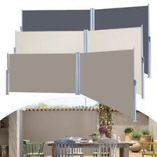 Doppel Seitenmarkise Alu Spielplätzen Sonnenschutz Markise