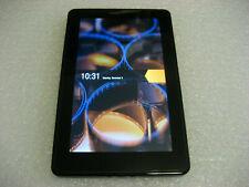 Amazon Kindle Fire 1st Generation 8gb WiFi Tablet D01400 black