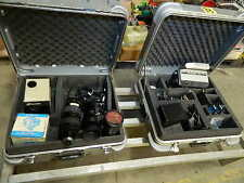 Hitachi Television Camera GP-50 and Lenses & System