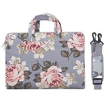 13 13.3 14 15.6 inch Laptop Canvas Bag Case for Macbook Air Pro 13 15 Acer HP