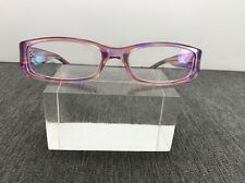 Authentic Ray-Ban Eyeglasses RB 1512 3530 Purple 46-14-125 Flex Hinges 2680