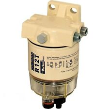 Racor Diesel Fuel Filter / Water separator - 120AT - Clear bowl - 10 Micron