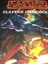 Castles and Crusades Players Handbook 7th Printing Roleplaying Game New!