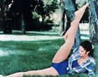 LYNDA CARTER - IN A ONE PIECE - STRETCHING HER LEGS WIDE OPEN !!