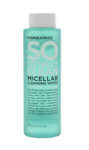 Formula 10.0.6 So Totally Clean Micellar Cleansing Water Cucumber + Sea Kelp 200