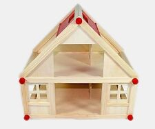 kavya rosé Dollhouse+Furniture 28 Parts+Covers + Cradle+Family Clothes of change