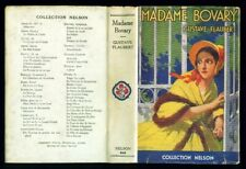 NELSON n°400 : Madame Bovary //Gustave Flaubert - 1950 - avec jaquette !