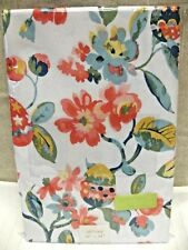 HIP HOP EASTER EGG FLORAL TABLECLOTH 60 x 84 SPRING EASY CARE WATER RESISTA