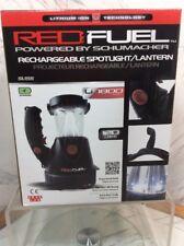 Schumacher Electric Spotlight/Lantern with Lithium Recharge