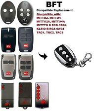 BFT MITTO - 2, MITTO - 4 COMPATIBILE DI RICAMBIO TELECOMANDO CODICE VARIABILE