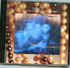 PRINCE AND THE NEW POWER GENERATION CD *  DIAMONDS AND PEARLS **1991