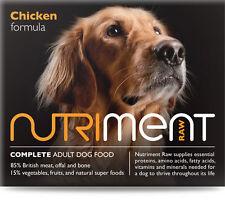 Frozen Chicken Dog Food