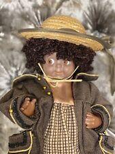 vintage Googly Eyed Black Doll jDK 221 Kestner Company Ges Gesch Germany