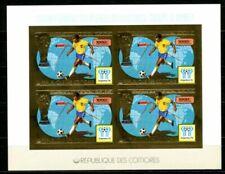 Timbres avec 2 timbres sur football