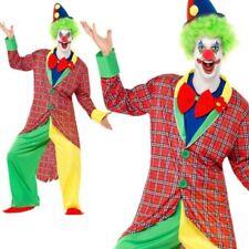 39340m La Circus Deluxe Clown Costume Jacket Tro M