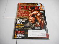 NOV 2009 FLEX body building magazine SILVIO SAMUEL