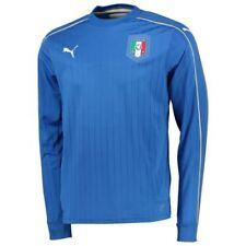 Camiseta de fútbol de clubes italianos de manga larga talla XL