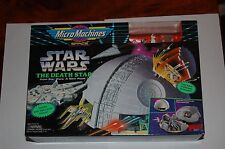 Death Star Micro Machines Playset-Star Wars A New Hope-X-Wing