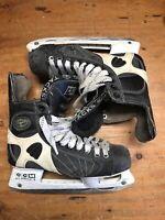 CCM Pro Tacks Prolite 3 Ice Hockey Skates Size 8D CLASSIC Vintage