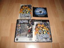 TIMESPLITTERS TIME SPLITTERS 1 DE FREE RADICAL PARA LA SONY PS2 USADO COMPLETO