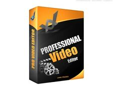 PROFESSIONAL VIDEO EDITING SOFTWARE - MOVIE STUDIO - PROGRAMME *DIGITAL DOWLOAD*