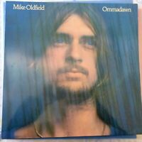 MIKE OLDFIELD LP OMMADAWN 1975 GERMANY EX/EX OIS