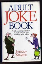 Adult Joke Book By  Johnny Sharpe. 9781900032643