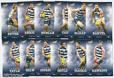 2016 Select Footy Stars GEELONG Team Set
