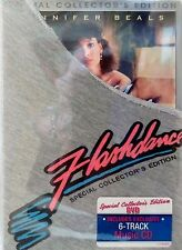 Flashdance [1983] (DVD)~~SLIPCOVER~~~Jennifer Beals~~~6 Song CD~~~NEW & SEALED