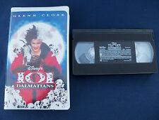101 Dalmatians (VHS, 1997, Clam Shell)