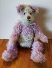 "Vtg Annette Funicello Co Bear White Long Hair W Cherry Apron 15"" Special Summer Sale Dolls & Bears"