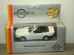 Mercedes SL - Gama Germany 1:43 in Box *52388