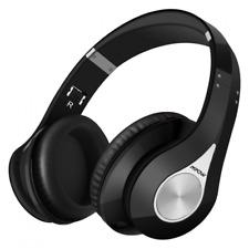 Mpow Bluetooth Headphones Wireless Over Ear Soft Earmuffs Foldable Built-in Micr