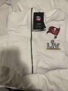 Tampa Bay Buccaneers Nike Superbowl LV Bound Diamond Showout Player Hoodie - XL