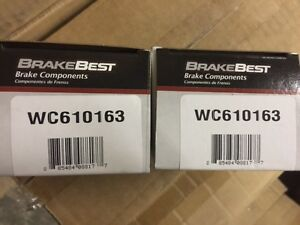 (Lot of 2) WC610163 Pair of BrakeBest Wheel Cylinders (NEW)