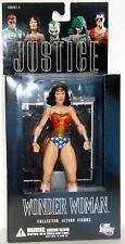 DC Direct Alex Ross Justice League Wonder Woman Series 3 MOC Action Figure