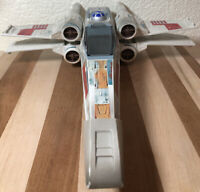 Vintage Star Wars Electronic X-Wing Fighter Kenner 1995