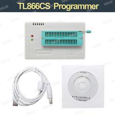 USB TL866CS Universal EPROM EEPROM FLASH Programmer MiniPro BIOS AVR AL PIC