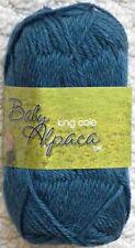 Alpaca Wool and Yarns