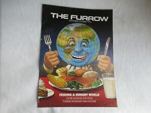 1996 John Deere Furrow magazine brochure Sept-Oct issue