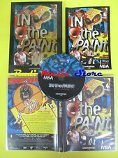 DVD basket IN THE PAINT SOTTO CANESTRO la gazzetta dello sport LOVE NBA no vhs