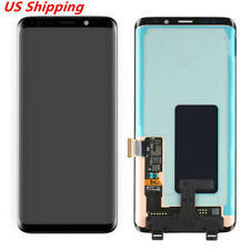 USA For Samsung Galaxy S9 Plus G965 lcd display screen Glass Digitizer dots