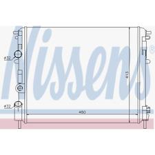 Kühler Motorkühlung - Nissens 637931