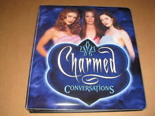 Charmed Conversations Trading Card Binder album