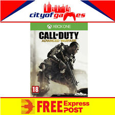 Call Of Duty Advanced Warfare  Xbox One Brand New & Sealed Free Express Post