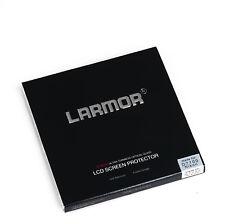 LARMOR D7100 0,3 mm GGS IV 4 selbsthaftendes Displayschutzglas für Nikon D7100